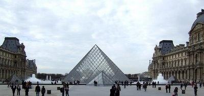 The Louvre Paris, France