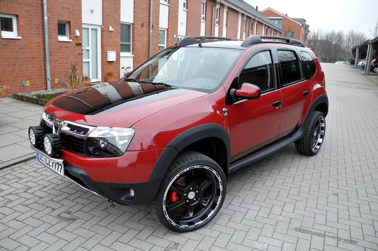 Dacia Duster Admirable