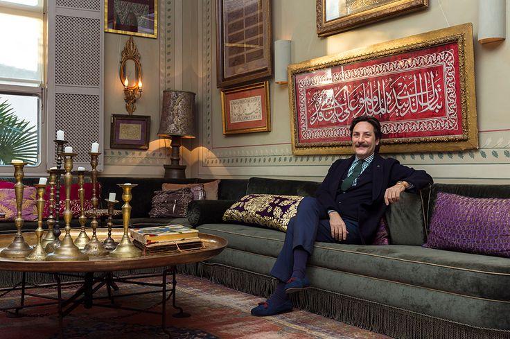 Serdar Gülgün... Osmanl Sanatı Uzmanı