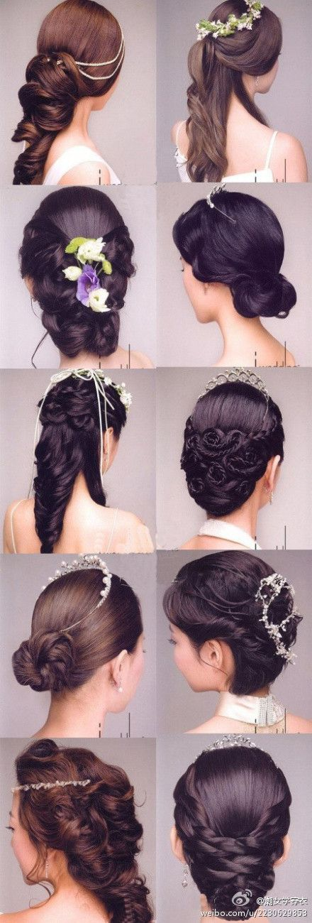 @ Elisha I know your specialty is makeup but for the castle photoshoot thought it might be nice to have this to share with some of the stylists I think a few of them fall right into place for the project. Hairstyles