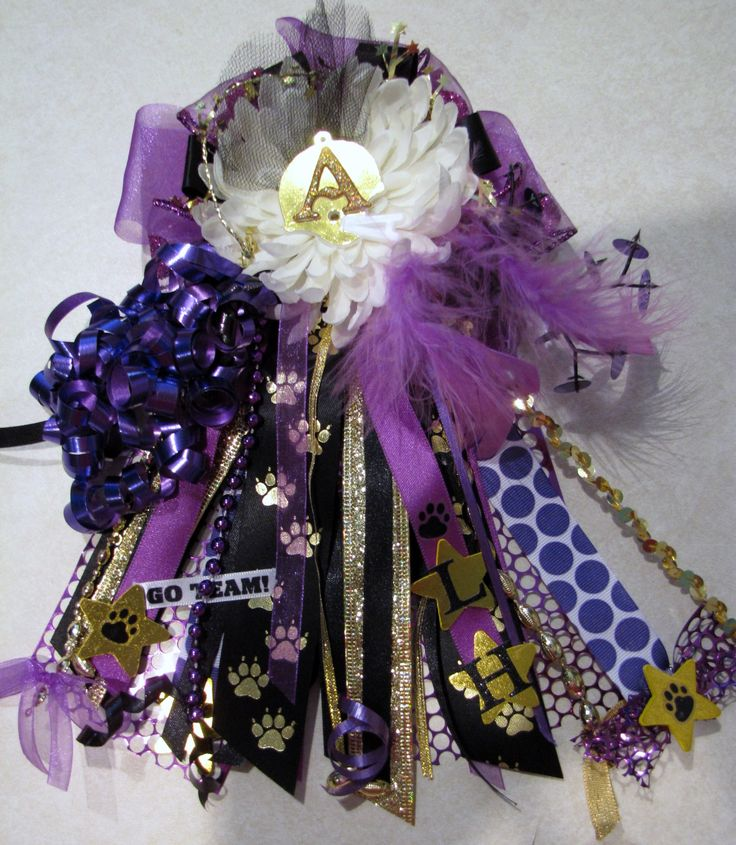 51 Best Images About Homecoming Mums On Pinterest