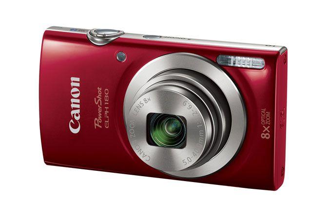 Canon PowerShot ELPH 180 Silver  Canon Online Store