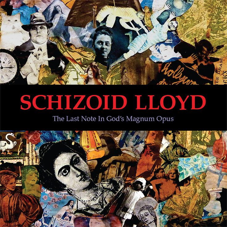 Schizoid Lloyd #progrock #artwork #awesome