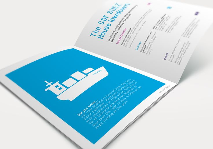 GDF Suez House Handbook
