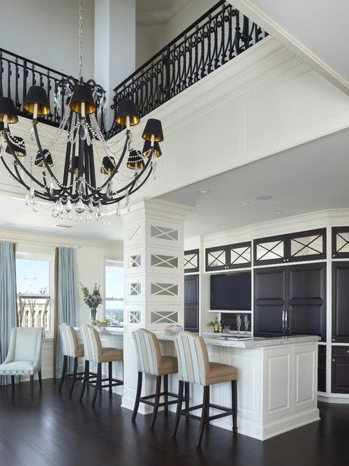 Love the balusters