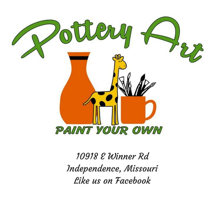 About A paint your own pottery studio. Large selection of pottery for adults and children. We also book parties-birthday, girls night out, family outings. #girlsnightout #pottery #education #party #art