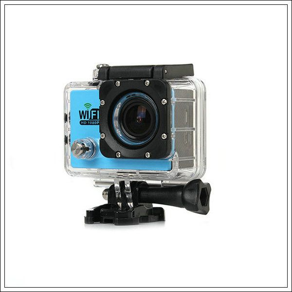 Wifi Action Camera - Your Convenient