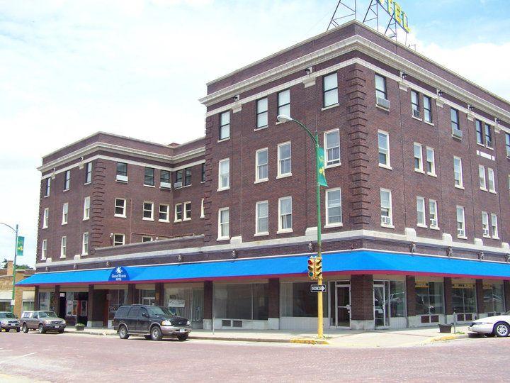 Grand Weaver Hotel Falls City Nebraska