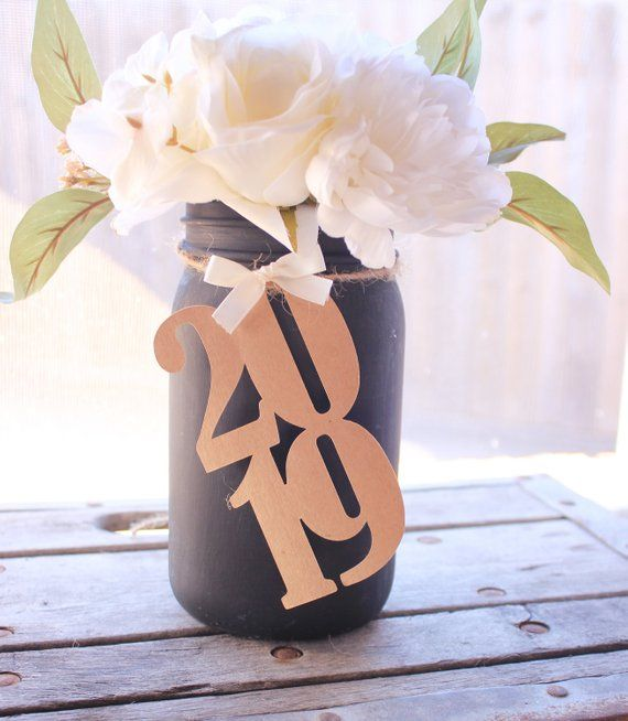 Rustic 2020 Graduation Centerpiece / Barn Graduation Decor / Rustic 2020 Graduation Tag / Class of 2020 Decorations