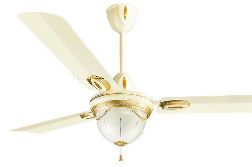 Khaitan Flamingo 48-Inch 1200mm Ceiling Fan Ivory: Amazon.in: Home & Kitchen
