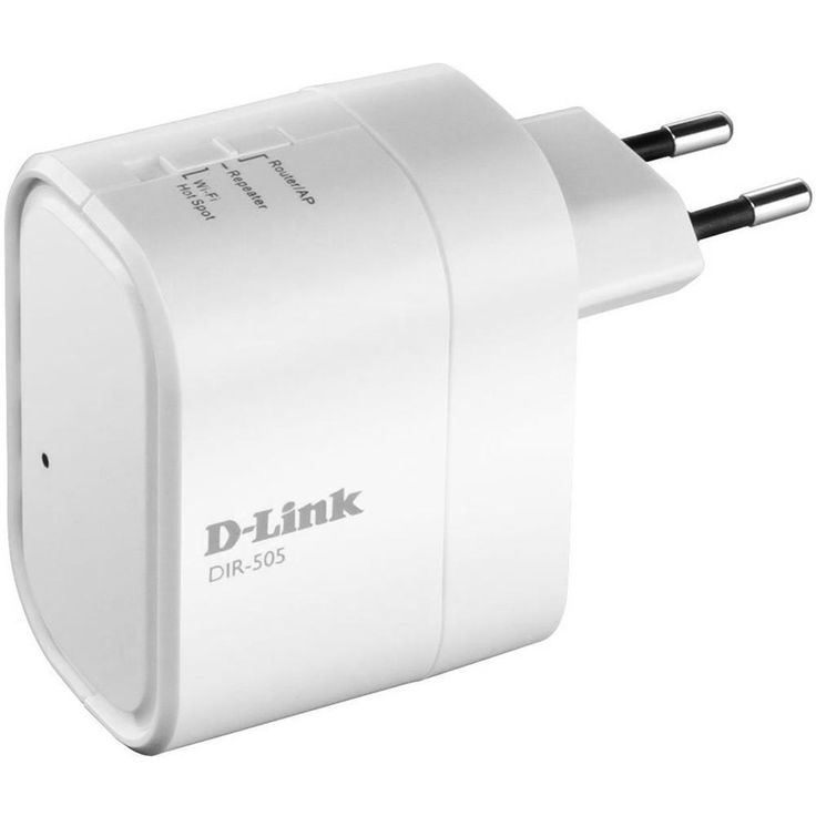 [WALMARKET PLACE] Roteador Wireless D-Link 150 Mbps DIR-505 - R$69,00