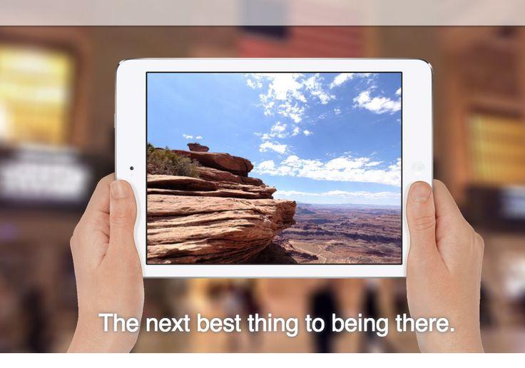 Usa esta aplicación para crear fotos en 360 grados