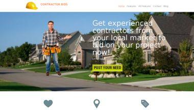 Find Contractor, Choose Contractor, Home Remodel, Help Remodel, Construction Bids, Bid on Jobs