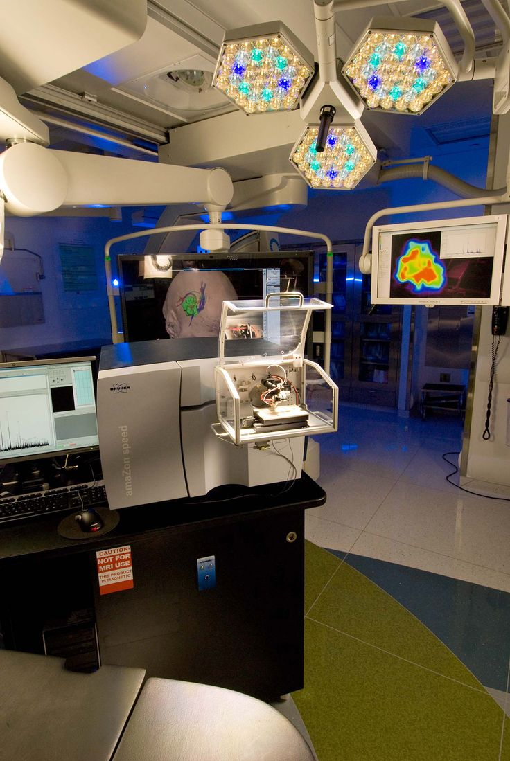 Purdue-designed tool helps guide #braincancer surgery: The mass spectrometer portion of a Purdue-designed tool that assists brain surgeons in identification of tumor margins and cancerous tissue. (Photo courtesy of Brigham and Women's Hospital) (July 2, 2014) Related pin: http://www.pinterest.com/pin/199284352236482233/ #glioma #meningioma #braintumor.