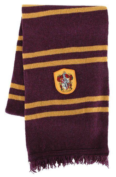 Harry Potter Gryffindor Schal: Amazon.de: Spielzeug