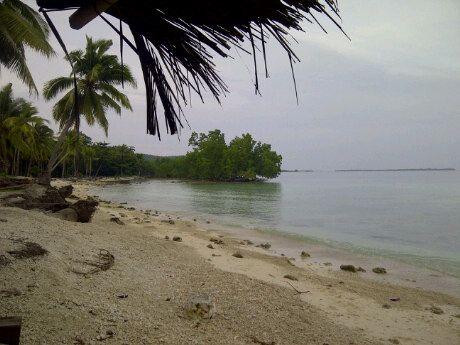 Pantai Paliboo, Mali, Alor, NTT