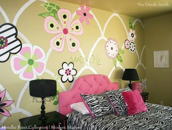 kids room inspirations with modern masters - Metallic Kids Room Interior