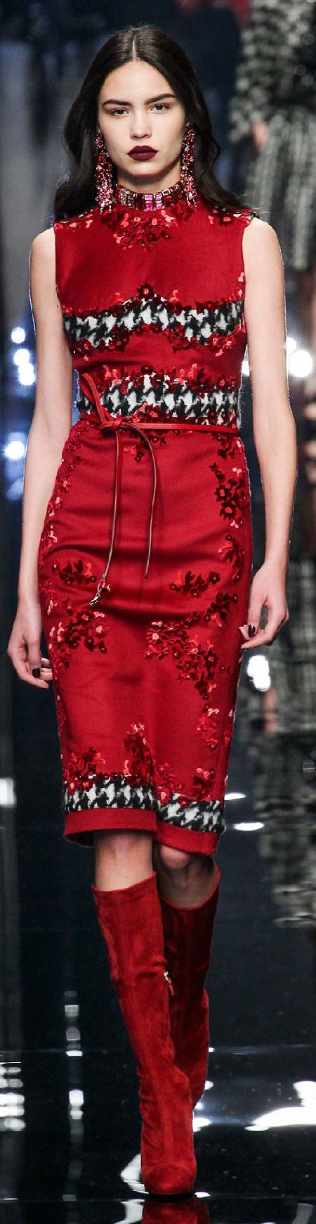 Fall 2015 Ermanno Scervino