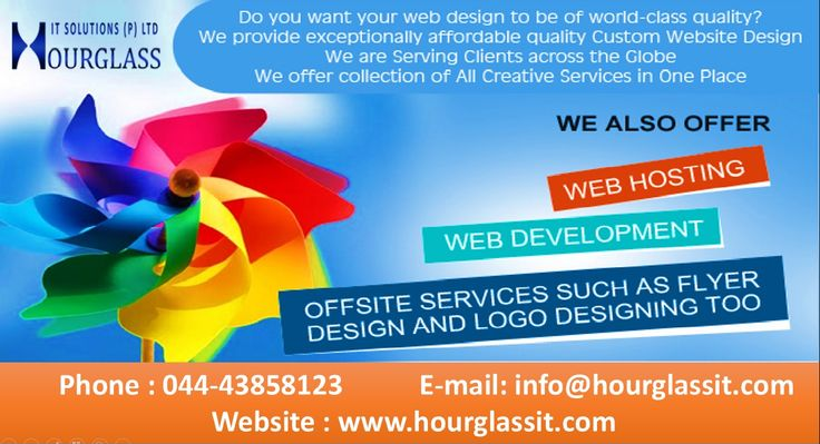 we provide website design, web app development, it consulting, outsourcing & digital marketing services  to the clients in India. Based in Chennai, we are one of the leading ASP dot net web development service providers in India. Our aim is to design software and applications that make it easy for the companies to do their businesses online.www.hourglassit.com