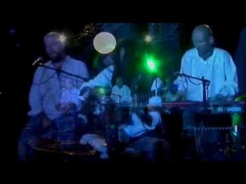 Estas Tonne & friends intuitive full moon concert 2016 Corfu silent musi...