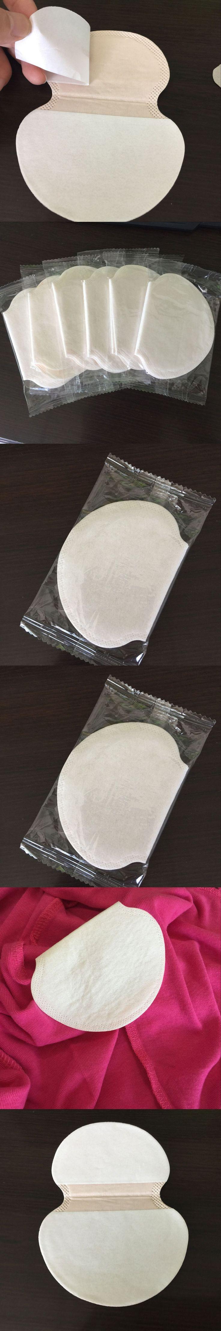 50pcs Disposable Underarm Sweat Pad Armpit Guard Sheet Liner Dress Clothing Shield Antiperspirant Pads Sweating Hot Sale