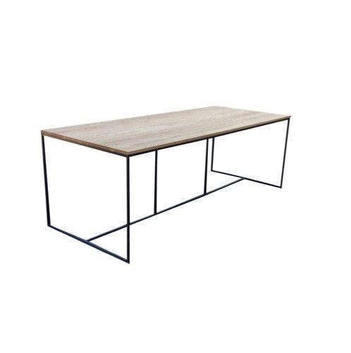 De tafel Soho is een product van VM-Design | Jouw stijl in huis meubels & woonaccessoires