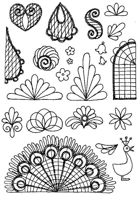 17 besten Ornamente zum Ausdrucken Bilder auf Pinterest