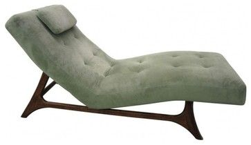 $3499 Mid-century Modern Chaise midcentury-indoor-chaise-lounge-chairs