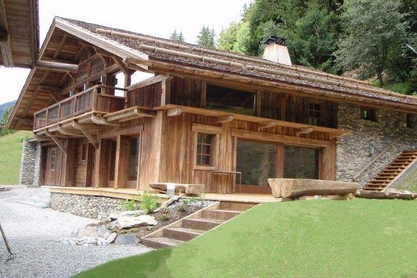 Domaine De L Fassade Haus Altholz Haus Bauernhaus Plane