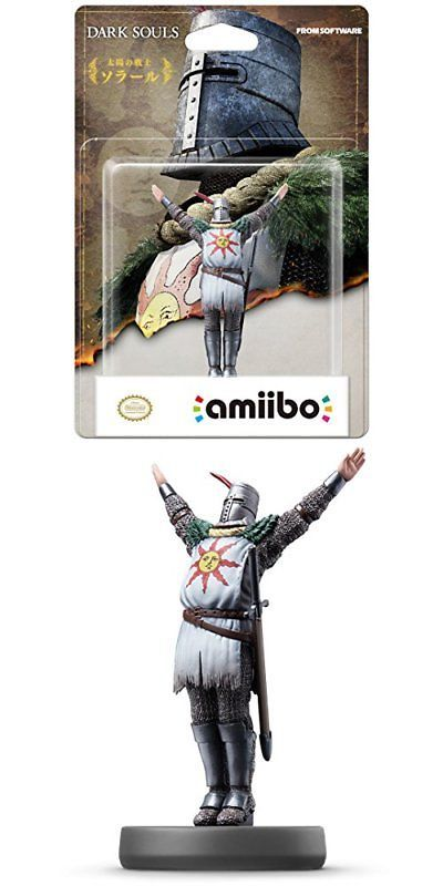 New Arrival Game Anime From Software Dark Souls Amiibo Sun Warrior Praise The Sun Figure Model Toys Back To Search Resultstoys & Hobbies