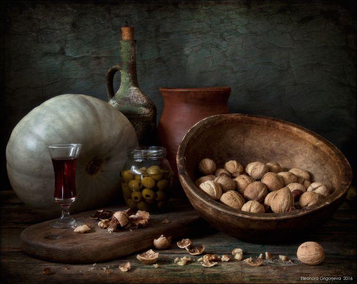 35PHOTO - Eleonora Grigorjeva - Грецкие орехи