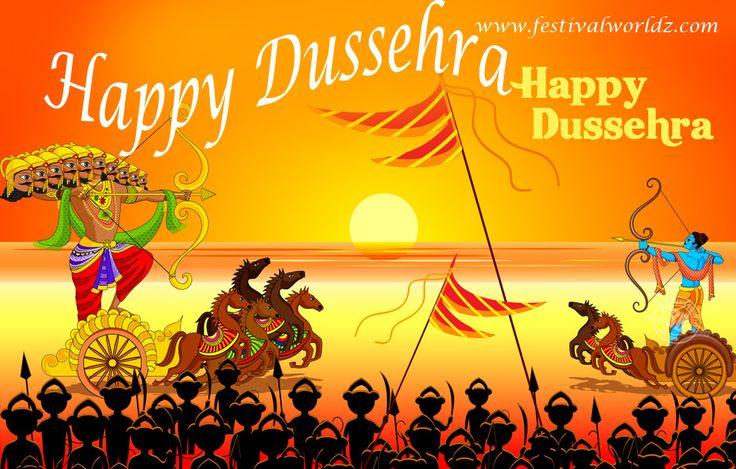 Free Download Hindu festival Dussehra Images : #HappyDussehraVijayadashami #Dussehra http://www.festivalworldz.com/free-download-hindu-festival-dussehra-images/