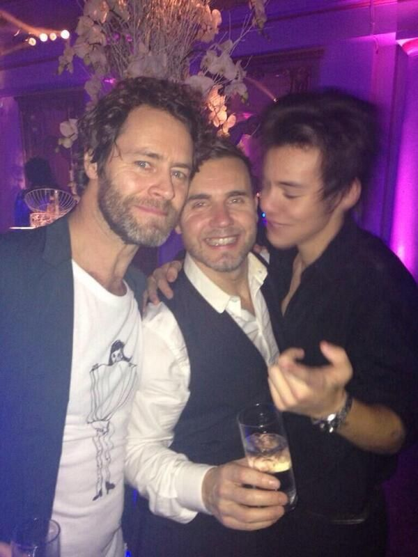 So Harry's drunk..How do I locate a drunk Harry Styles for such an encounter as this one?