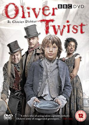 Recommended! A very gripping adaption of Oliver Twist. I was so surprised. TV miniseries, 6 episodes. Directed by Coky Giedroyc.