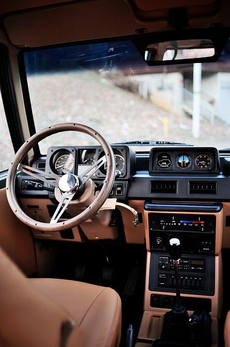 Mitsubishi Pajero -> Hyundai Galloper -> Mohenic Garages redesign - MohenicG Classic AlmondGreen www.the.co.kr