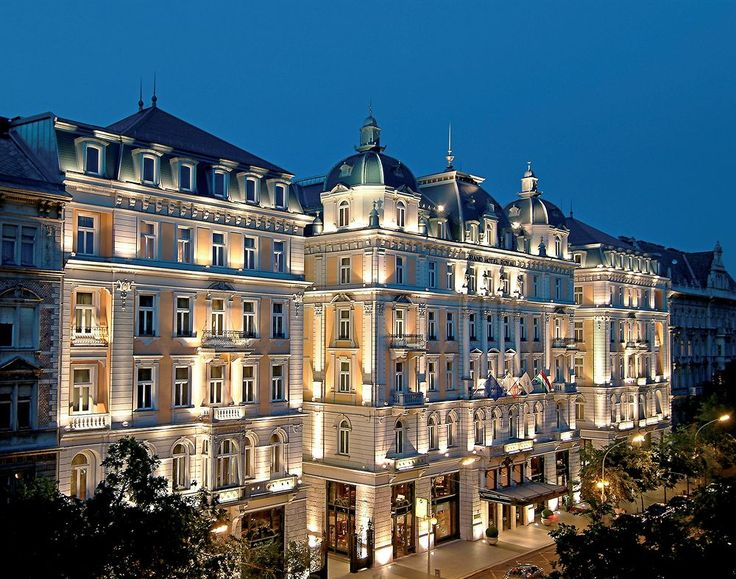 Corinthia Budapest Hotel Check Ιn στο «Grand Budapest Hotel» του Wes Anderson checkin.trivago.gr