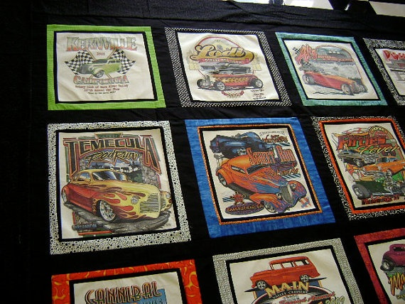 Block Borders: Quilts T Shirts, Tshirt Quilts, T Shirts Quilts, Quilts Ideas