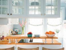 20 Small Kitchen Makeovers by HGTV Hosts | HGTV
