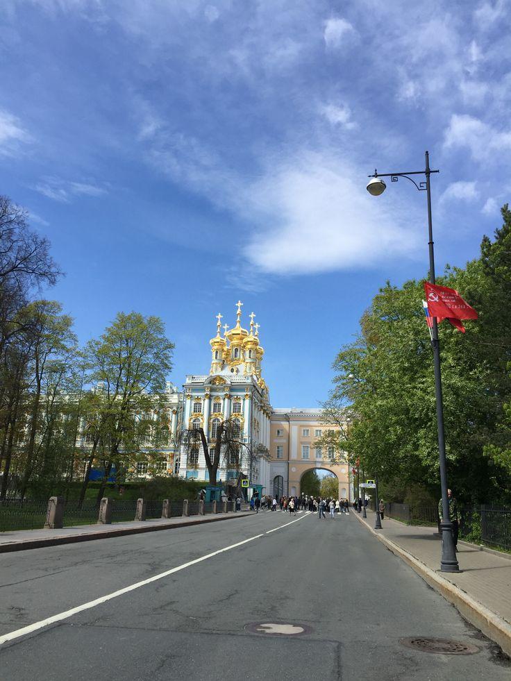 Pushkin Catherine Palace,Russia