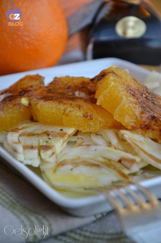 insalata arance e finocchi logo