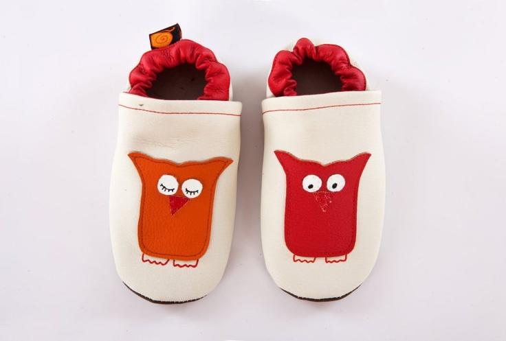 Bagoly cipő by http://www.breslo.hu/Caracolbaby/shop