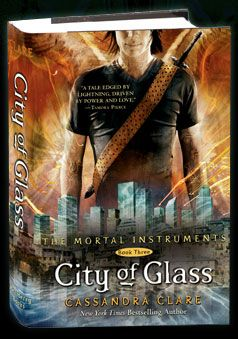 City of Glass by Cassandra Clare #read2014 #YA #fiction