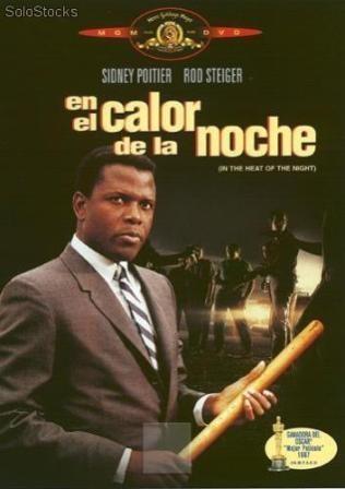 EN EL CALOR DE LA NOCHE - Mejor Película 1967                                                                                                                                                                                 Más