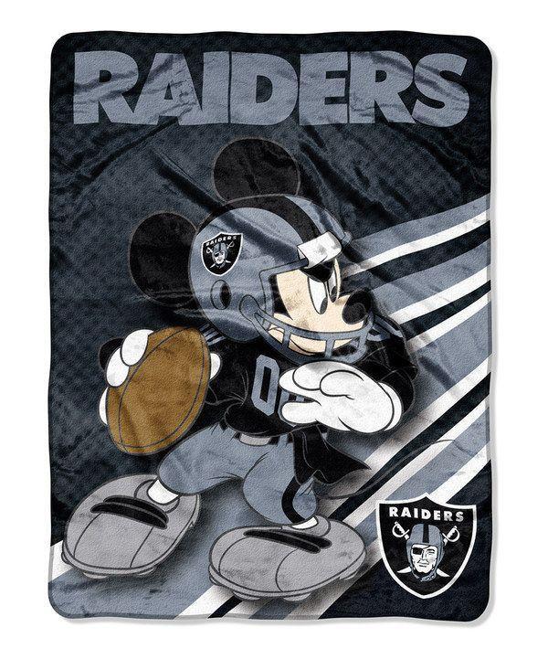Take a look at this Mickey Mouse Oakland Raiders Throw on zulily today. 18 best Raiders images on Pinterest   Raider nation  Oakland