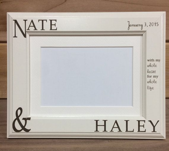 8 best Laser-Engraved Picture Frames images on Pinterest | Frame ...