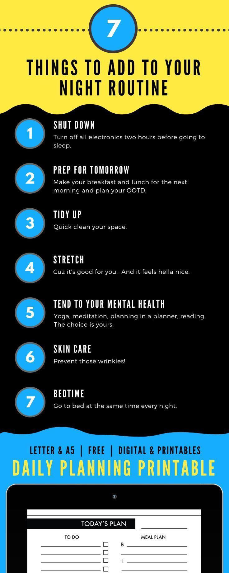 7 einfache Dinge, die Ihnen helfen werden, die besten Nächte zu schlafen – Wh -…