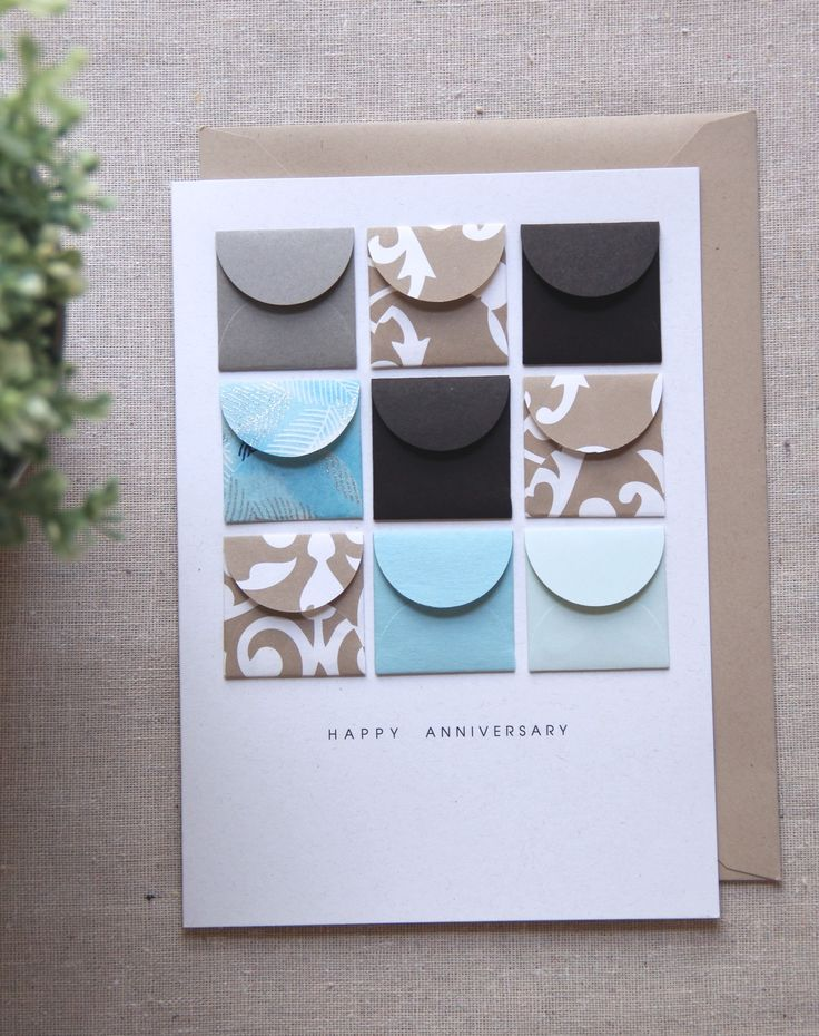 1000 Ideas About Homemade Anniversary Cards On Pinterest