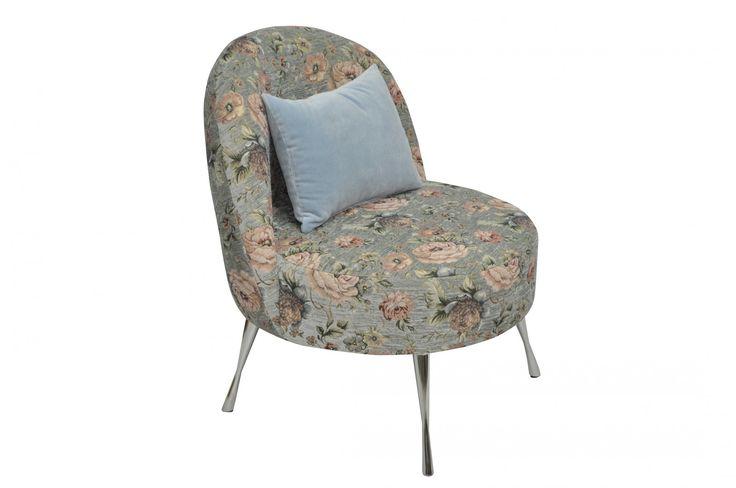 Tradycyjny Fotel Flower Classic Happy Barok #fotel #armchair #chair #meble #furniture #house #home #dom #mieszkanie #homedesign #homedecor #livingroom #livingroomdesign #salon #new #polish #design #designer #happy #barok #thebest #poduszka #pillow #flowers #flower #arabeska #arabesque #wzór #floralpattern #onemarket.pl