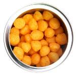 April 17 is National Cheeseball Day. Whether you think of crunchy cheeseballs or a homemade cheeseball, you're right. Celebrate this day with any cheeseballs to your