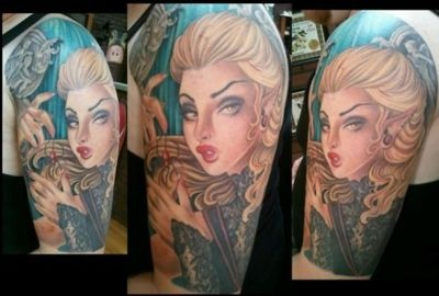 Sarah Miller Ink Master Body by sarah miller at wil...
